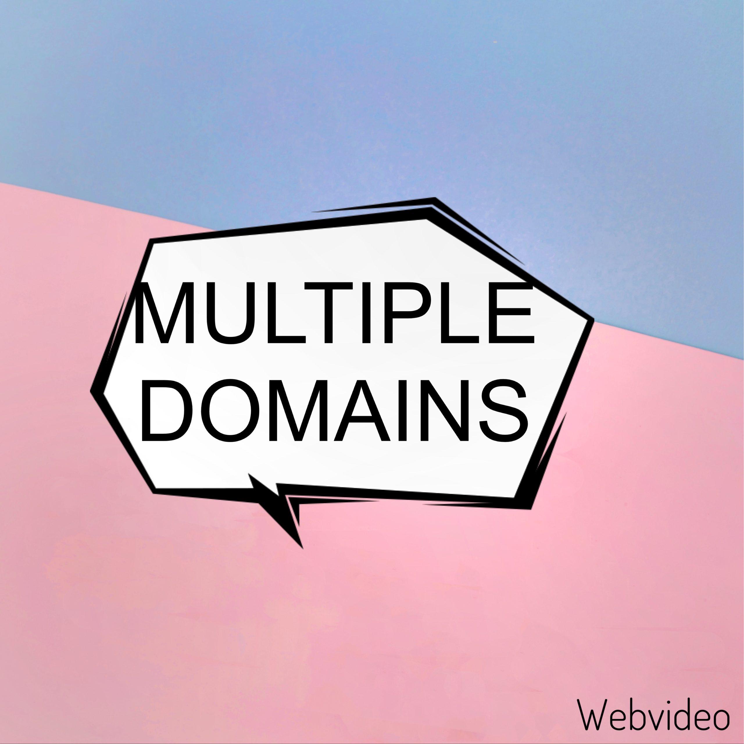 multiple domains