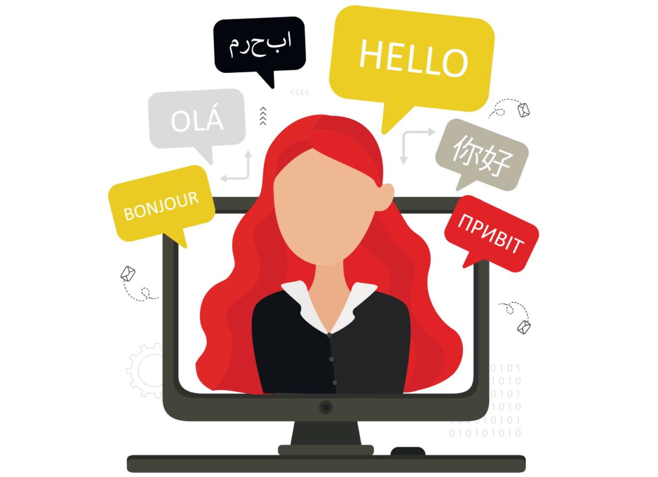 multi language cam chat platform