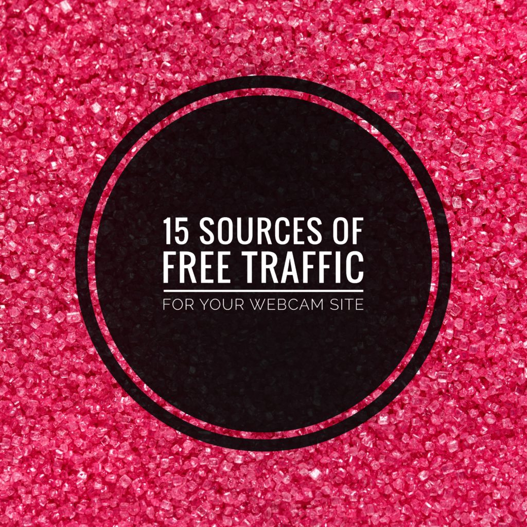 free webcam site traffic with Webvideo