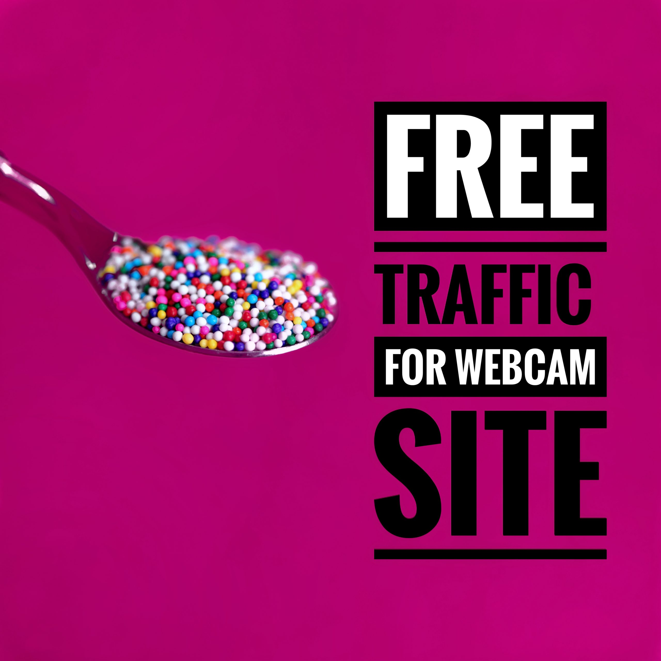 free traffic for webcam site